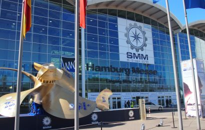 «Shipping» magazine – on the leading international maritime trade fair in Hamburg