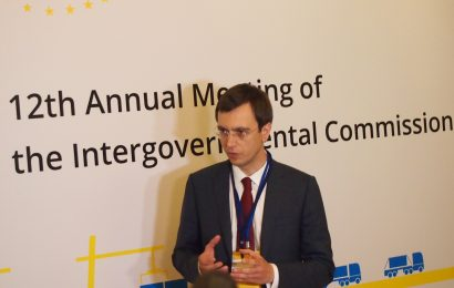 Minister of infrastructure of Ukraine: sea ports must be decentralized