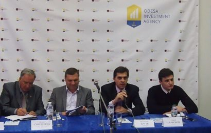 From capesizes to ferries: transport investment projects in Odessa region