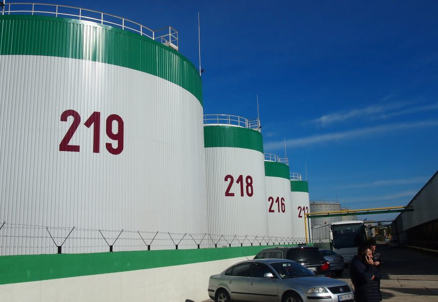 UPSS Terminals put into operation new reservoir facilities in Nilolaev