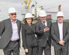 Старт морской концессии в Украине: порту «Октябрьск» – приготовиться!