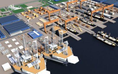 Начало строительства нового морского мега-комплекса в Саудовской Аравии