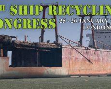 Пути повышения рентабельности утилизации судов. «4th Ship Recycling Congress» в Лондоне