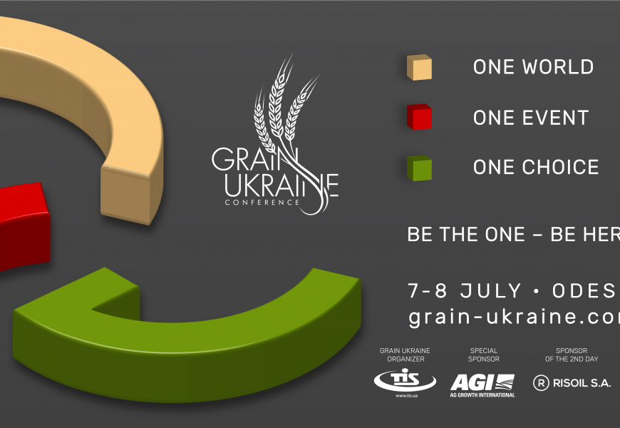 Be in the center of events at the GRAIN UKRAINE 2017 conference!