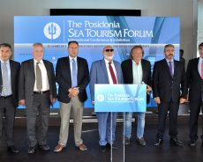 THE 4th POSIDONIA SEA TOURISM FORUM OPENS THE WAY FOR THE EAST MED'S FUTURE CRUISE AND YACHTING GROWTH