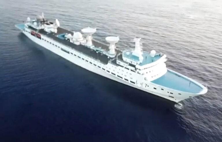 китайское судно слежения сивак александр вячеславович издатель судоходство