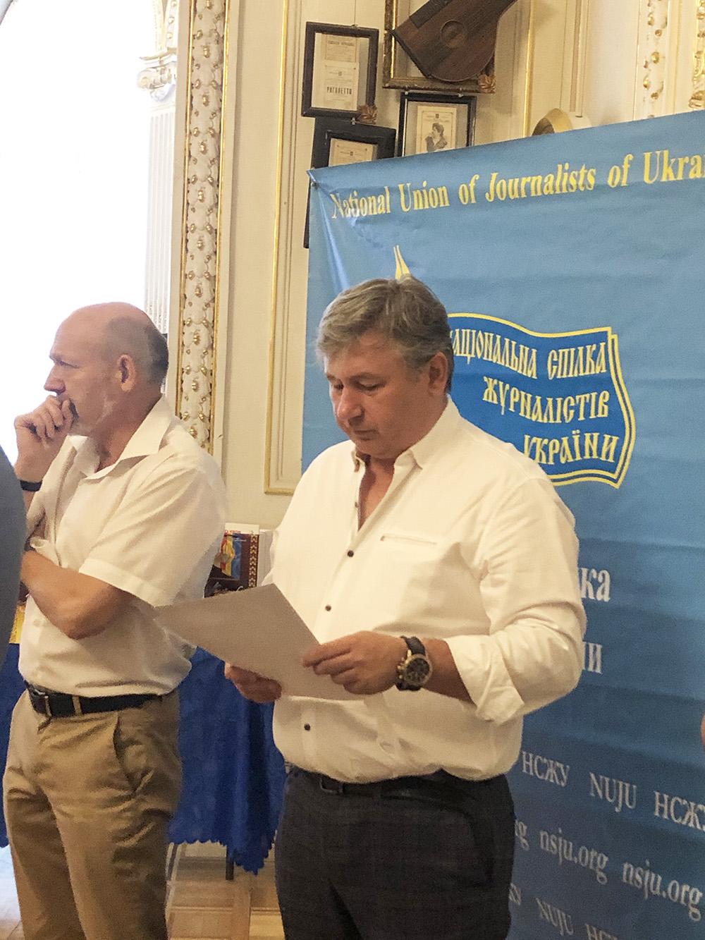 Александр Сивак Одесский бизнесмен, журналист